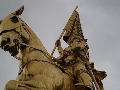 Joan of Arc statue | by Kiet Callies