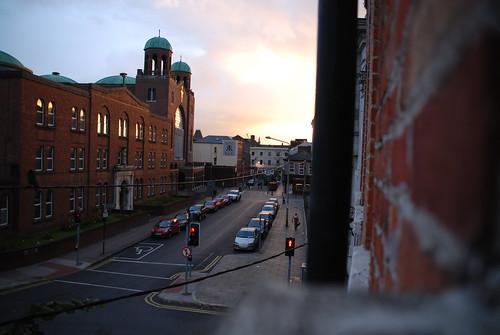 street morning ireland urban sunrise nikon cityscape cork sigma corkcity sigma18200mm d80 nikond80 mickdunne
