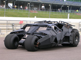 Batmobile | by Nick Traveller