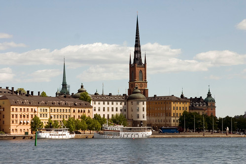 Stockholm view across the water | by jimmyharris