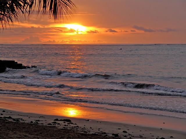 Balinese sunset 3