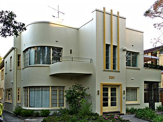 Melbourne Art Deco House | by colros