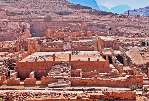 Jordan-18C-101 - Great Temple   by archer10 (Dennis)