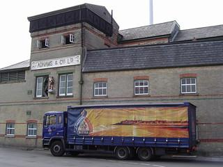 Adnams Brewery | by Robert Colbert