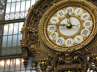 Musee D'Orsay Clock | by DavidDennisPhotos.com
