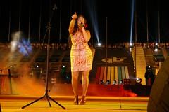 "Stacie Orrico live in Phnom Penh Cambodia the ""qb goes LIVE"" concert"