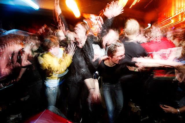 Jakobínarína crowd