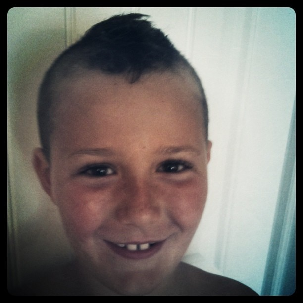 Time for Summer Mohawk!