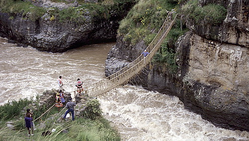 Inca Bridge | by Alun Salt