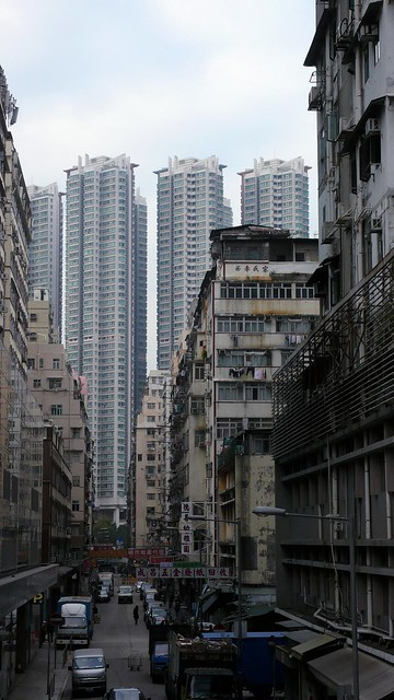 Hong Kong - the present and the future
