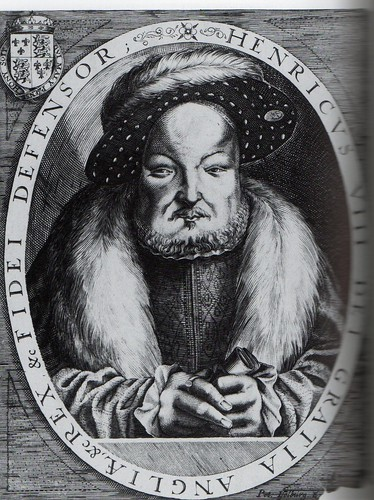 Henry VIII in old age