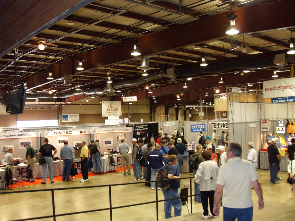 Hamvention Day 1 and enroute