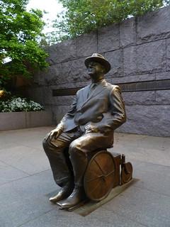 Franklin Delano Roosevelt Memorial Washington Dc