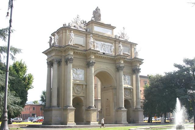 Arco di Trionfo a Firenze (Toscana)