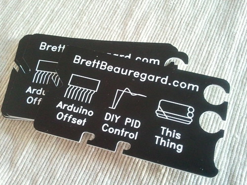 laser cut business cards   by br3ttb