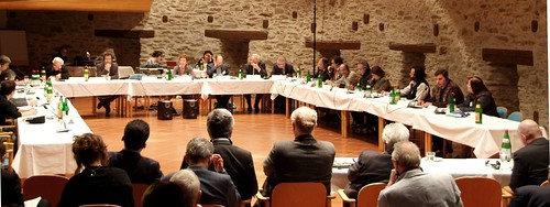 All Sides Consultation for a Political Solution, Burg Schlaining, Vienna, Austria | by peaceinsyriaorg