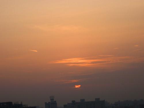 india sunrise pune