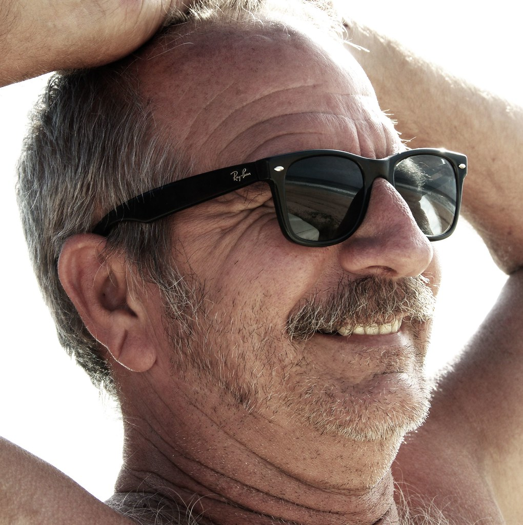 Ringo Starr Or Old Ho Dad Surfer Dude Brian Howell Flickr