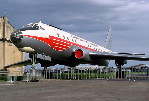 Tupolev Tu-104 | by Mirek Kubicek
