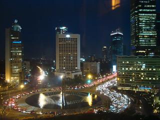 Late Traffic in Jakarta | by bbcworldservice