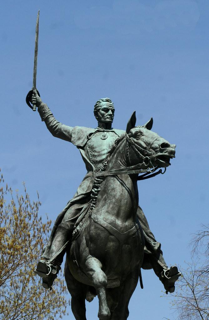 Simon Bolivar The Liberator Simon Jose Antonio De La San Flickr