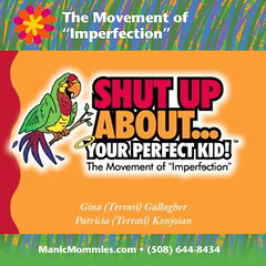 """MM 65: The Movement of """"Imperfection""""   by Manic Mommies®"""