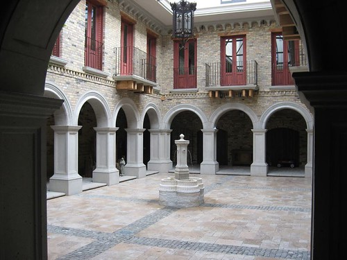 Sarria - Courtyard | by The Other Dan