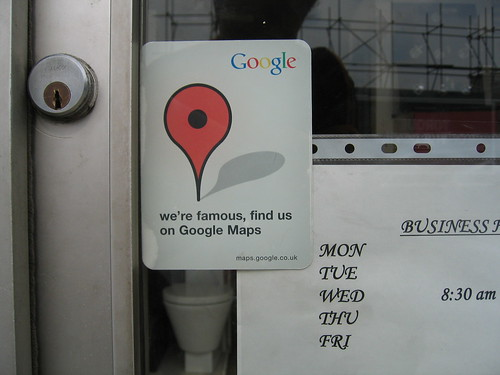 famous on google maps? | by activefree