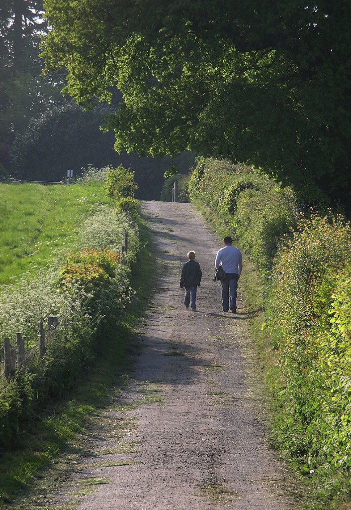 Book 3, Walk 22, Balcombe Circular Homeward bound, 5 May '07