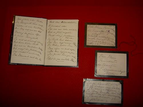 Die Tagebücher von Sissi (no joke!)