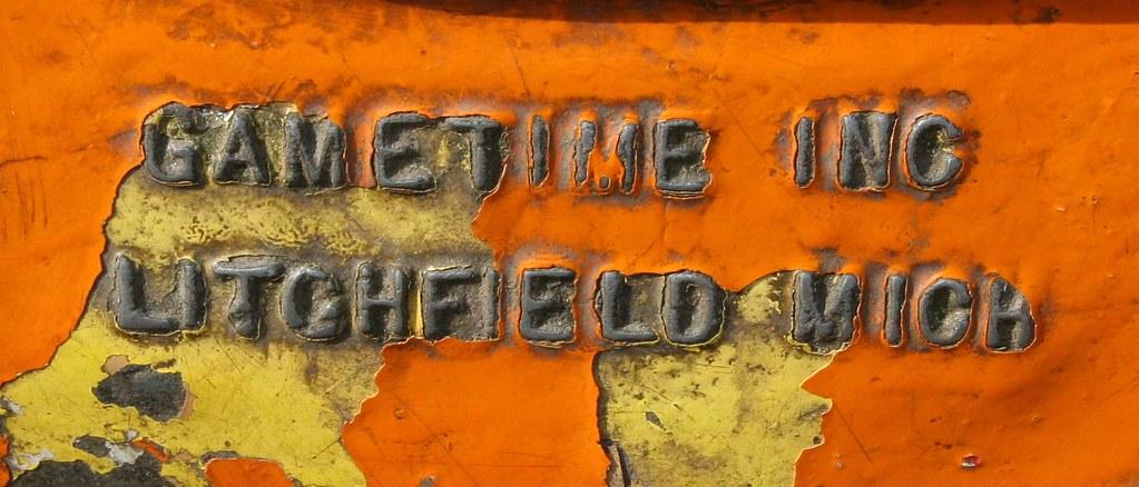Gametime Inc Of Litchfield  Michigan
