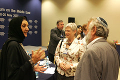Israeli-Palestinian Business Council - World Economic Forum on the Middle East Dead Sea Jordan 2007