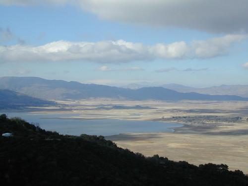 Lake Henshaw Views