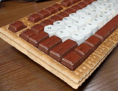 Sweet Keyboard