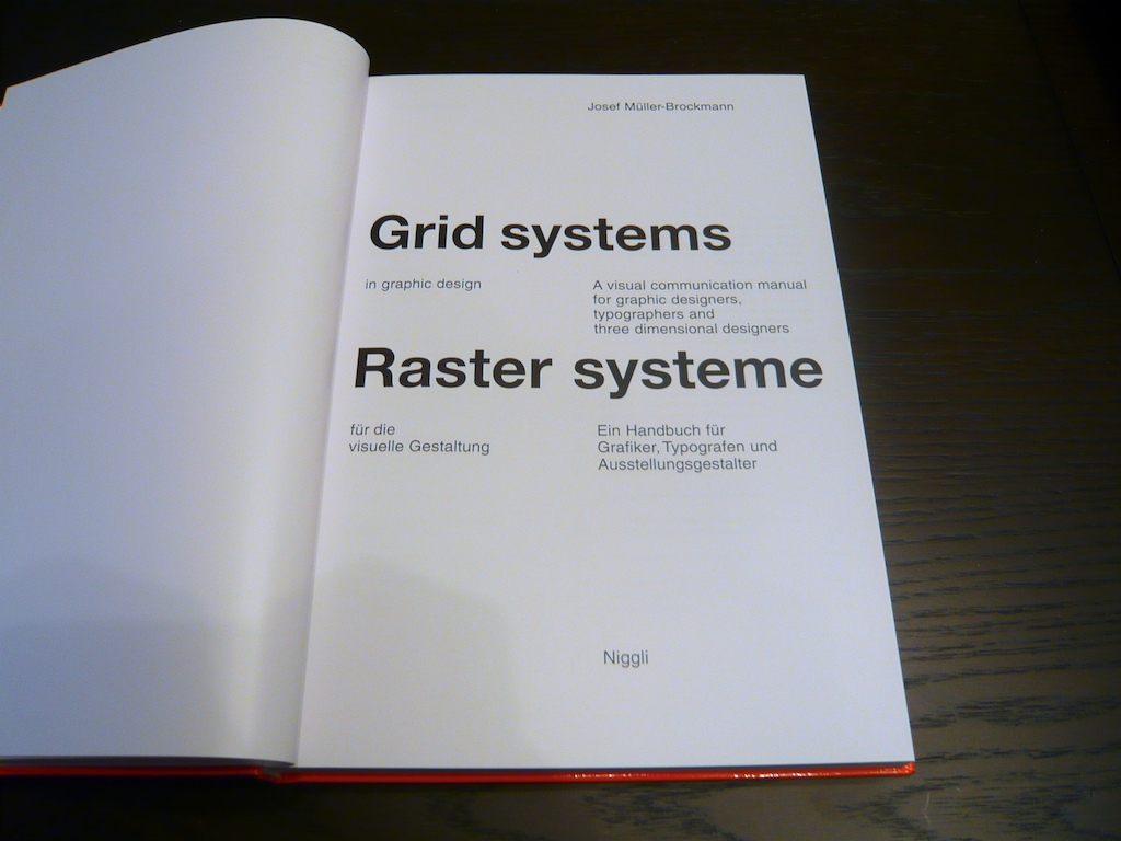 Grid Systems In Graphic Design A Photo On Flickriver