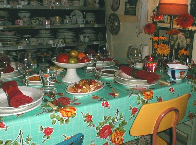Kitchen Table II 09-07