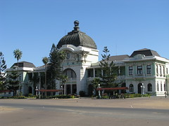 Station Maputo