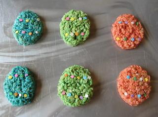 Easter Rice Krispie Treats | by believer-in-balance