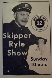 1958 WKRC TV 12 SKIPPER RYLE advertisement | Skipper Ryle wa… | Flickr