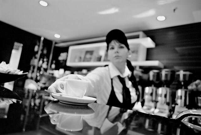 CAFFE' A MILANO # 12