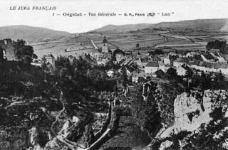 Le Mont Orgier