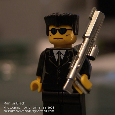 Man In Black | -- Photograph Copyright © 2005-present ...