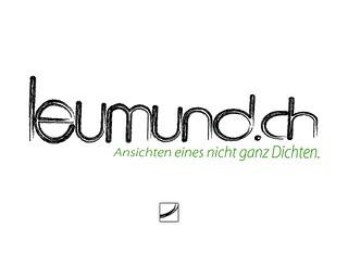 LeuMund Logo Dirt