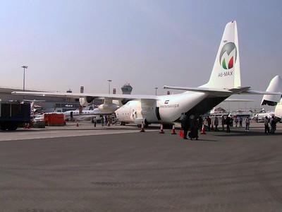 Lockheed L382 Hercules Maximus Air Cargo