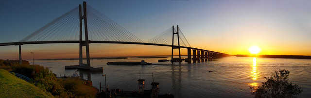 Rosario/Victoria Bridge - Rosario - Argentina