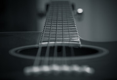 dusty old guitar | by patrick j r