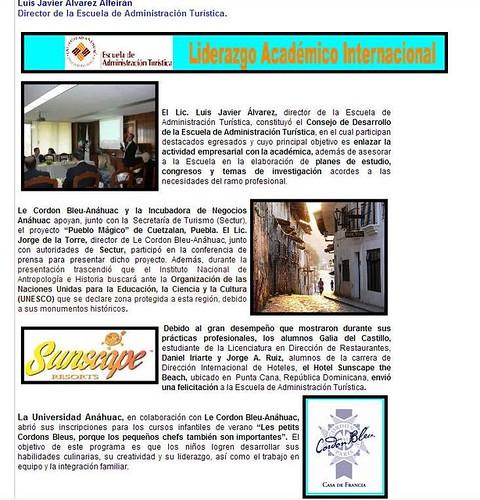 La Universidad Anáhuac roba mi foto (Ya ofrecieron disculpas a través del Dr. Germán Campos Valle)