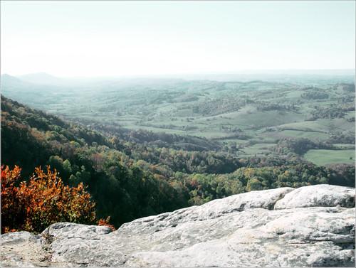 trees mountain mountains rock skyline virginia haze view mendota mountainsanywhere