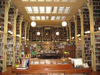 Providence Athenaeum | by KevArchie