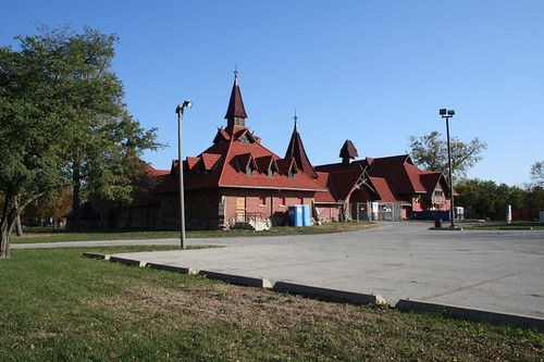 Humboldt Park stables | by repowers